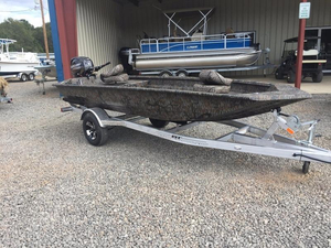New Xpress Boats Xpress DBX Series HD15DBX Jon Boat For Sale