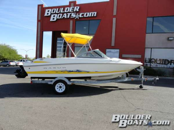 Used Maxum 1800MX Sport Boat Bowrider Boat For Sale