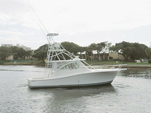 Used Luhrs 41 Open Cruiser Boat For Sale