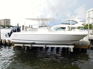 Used Intrepid 25 open Center Console Fishing Boat For Sale