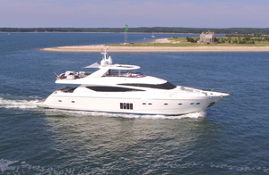 Used Princess Yachts 95 Motor Yacht Motor Yacht For Sale