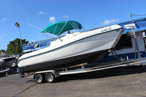 Used Sea Cat 226 DC Saltwater Fishing Boat For Sale