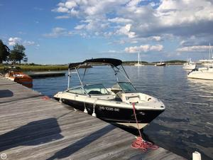 Used Monterey 224 FS Bowrider Boat For Sale