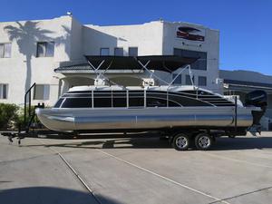 New Bennington 25 QSB Pontoon Boat For Sale