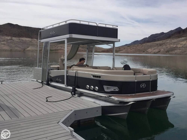 Used Avalon Windjammer Funship Pontoon Boat For Sale