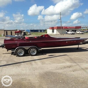Used Liberator 21 High Performance Boat For Sale