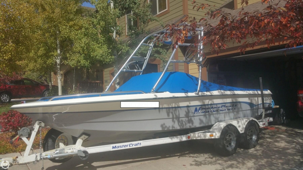 Used Mastercraft ProStar 205 Sammy Duvall Edition Ski and Wakeboard Boat For Sale