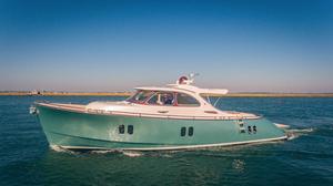 Used Zeelander Z44 Downeast Express Cruiser Express Cruiser Boat For Sale