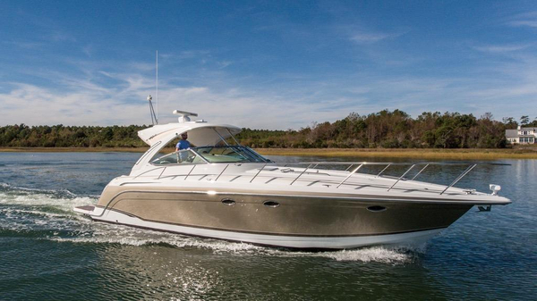 Used Formula 40 PC Express Cruiser Boat For Sale