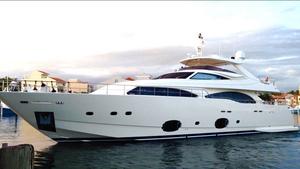 Used Ferretti 97 Custom Line Motor Yacht For Sale