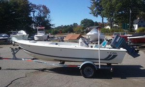 Used Cobia 174 Center Console Fishing Boat For Sale