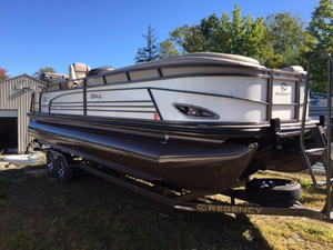 Used Regency 253 LE3 Pontoon Boat For Sale