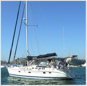 Used Hunter 460 Cutter Sailboat For Sale