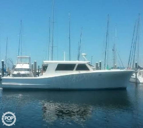 Used Ros 43 Pilothouse Boat For Sale