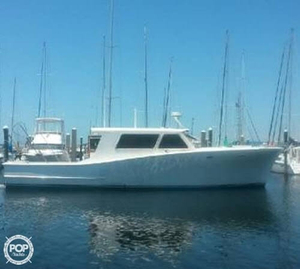 Used Custom Rose Brother 43 Pilothouse Boat For Sale