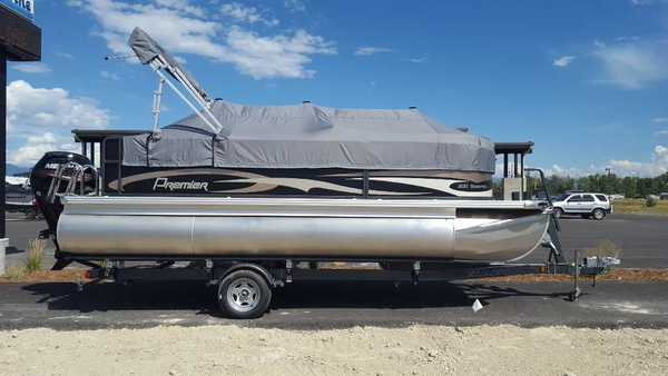 New Premier Sunspree 200 Pontoon Boat For Sale