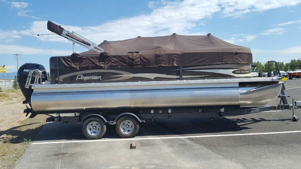 New Premier SunSpree 220 Pontoon Boat For Sale