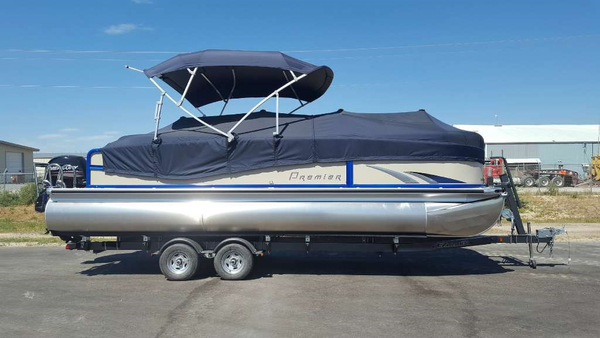 New Premier Solaris 230 Pontoon Boat For Sale