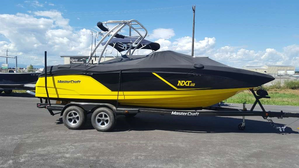 New Mastercraft NXT 22 Ski and Wakeboard Boat For Sale