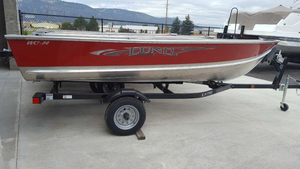 New Lund WC-14 Utility Boat For Sale