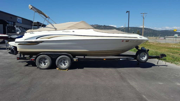 Used Sea Ray 210 Sundeck Runabout Boat For Sale