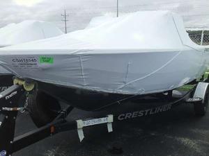 New Crestliner 1850 Super Hawk Freshwater Fishing Boat For Sale