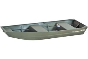 New Tracker Topper 1236 Riveted Jon Utility Boat For Sale