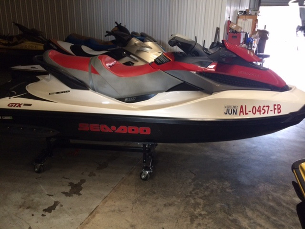 Used Sea-Doo GTX 155 Personal Watercraft For Sale