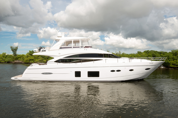 Used Princess Yachts Flybridge Boat For Sale