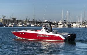 Used Donzi F-33 Cuddy Cabin Center Console Fishing Boat For Sale