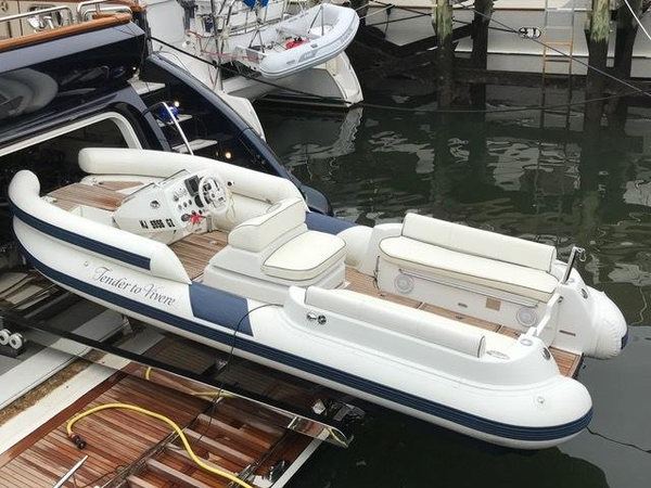 Used Castoldi SPA Dinghie Boat For Sale
