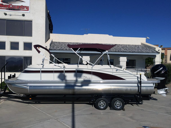 New Bennington 25 QSB Pontoon Boat For Sale