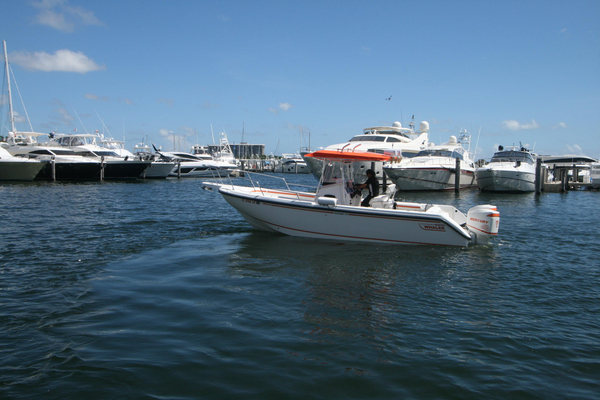 Used Boston Whaler Outrage Center Console Fishing Boat For Sale