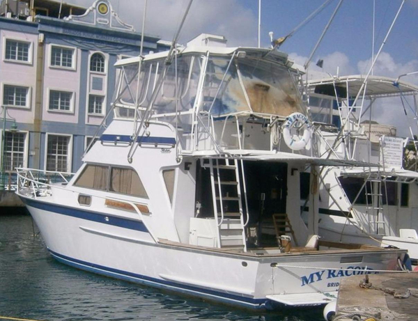 Used Striker Sports Fishing Boat For Sale