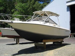 Used Performer 23 Walkaround Fishing Boat For Sale