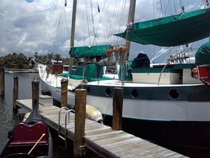 Used Marine Metals Schooner Sailboat For Sale