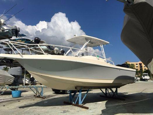Used Intrepid 23 Walkaround Center Console Fishing Boat For Sale