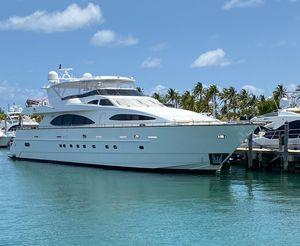 Used Azimut Jumbo Mega Yacht For Sale
