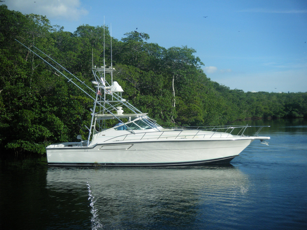 Used Tiara 43 Open Sports Fishing Boat For Sale