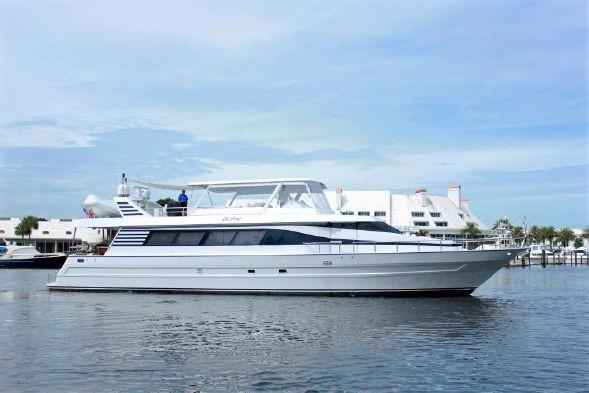 Used Tarrab Flybridge Motoryacht Flybridge Boat For Sale