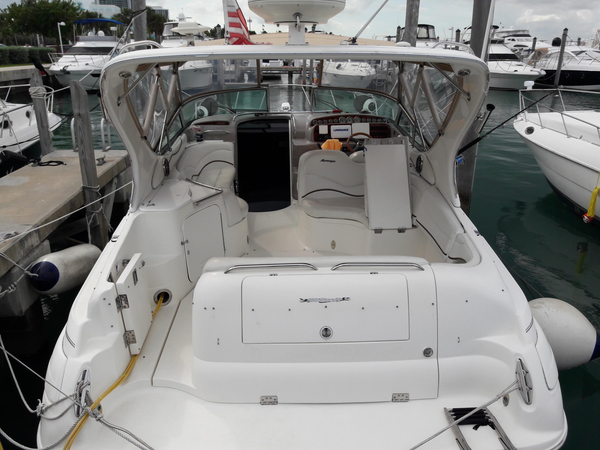 Used Wellcraft 3300 Martinique Cruiser Boat For Sale