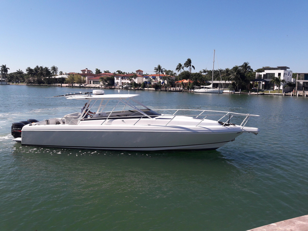 Used Intrepid 377 WA Sports Fishing Boat For Sale