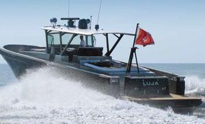 Used Custom 60 LUCA Santella Cuddy Cabin Boat For Sale