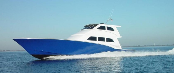 Used Sea Force Ix 81.5 Enclosed Bridge Convertible Fishing Boat For Sale