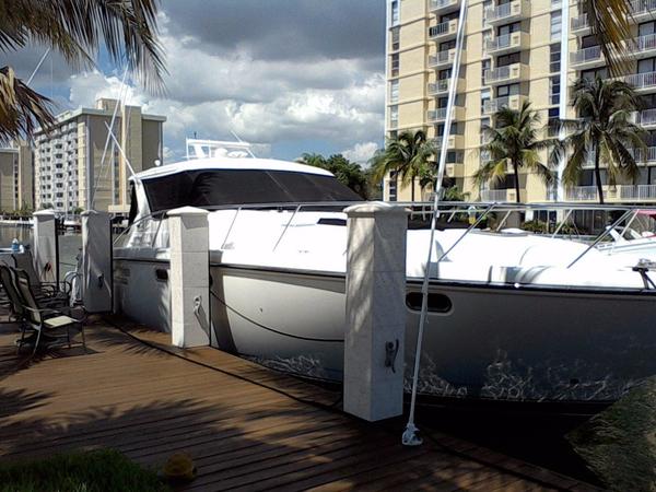 Used Tiara Sovran Cuddy Cabin Boat For Sale