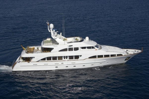 Used Benetti Mega Yacht For Sale