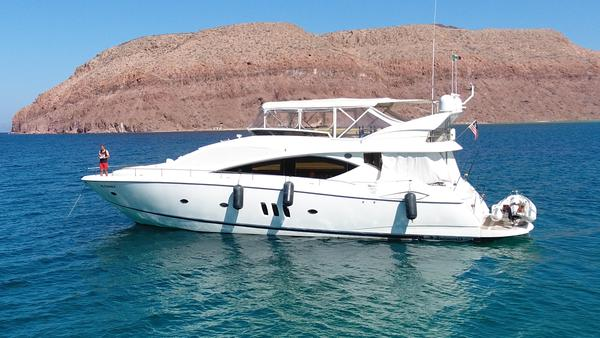 Used Sunseeker Yacht Flybridge Boat For Sale