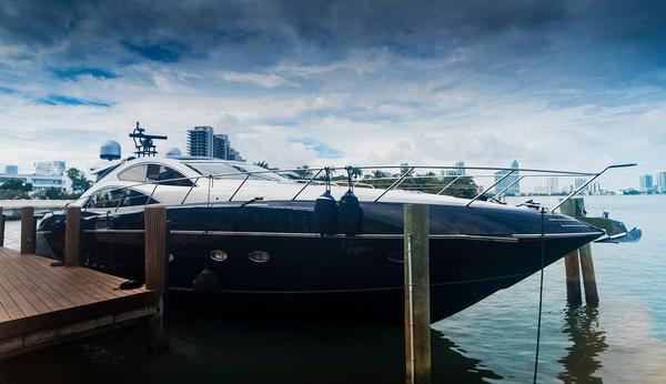 Used Sunseeker Predator Express Cruiser Boat For Sale