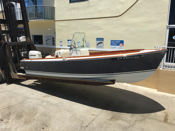 Used Landing School Flyfisher Center Console Fishing Boat For Sale