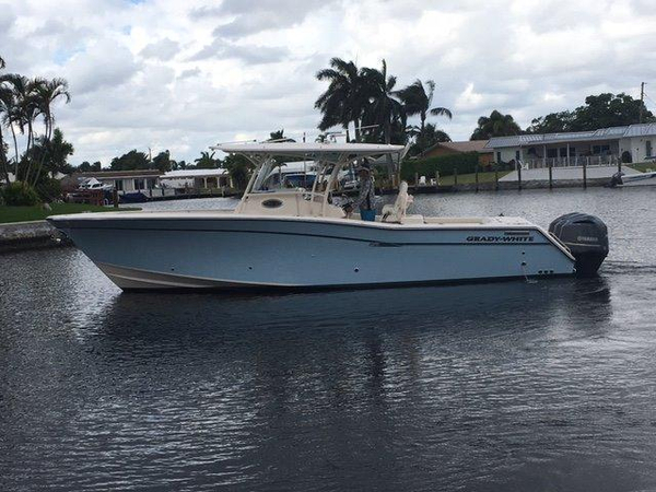 Used Grady White 336 Canyon Center Console Fishing Boat For Sale